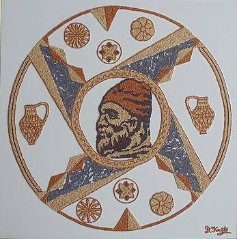 Mandala by Kovats Daniela
