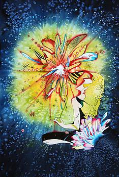 Mandala observer by Zuzana Vass