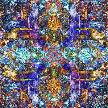 Mandala by Tomaz Kunst