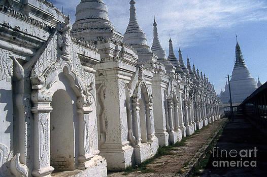 Mandalay Burma by Scott Shaw
