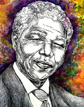 Mandela by Rebecca Foster