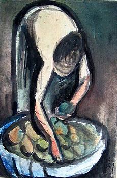 Mango seller by Prince Babu