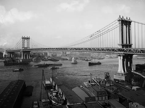 Steve K - Manhattan Bridge New York 1903