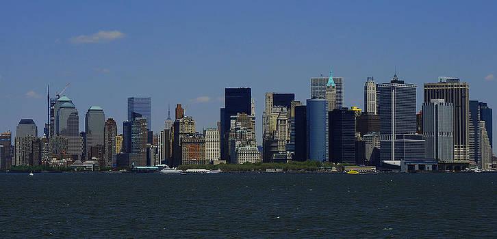 Manhattan by Eric Keesen