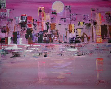 Manhattan Moonshine by Jack Diamond