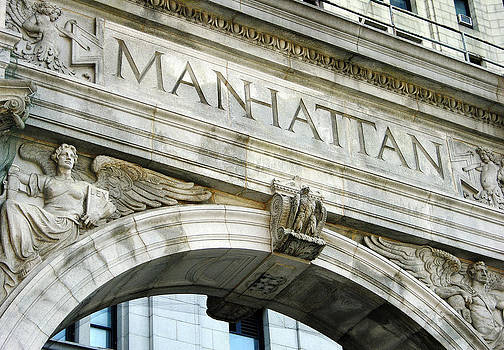 Ramunas Bruzas - Manhattan