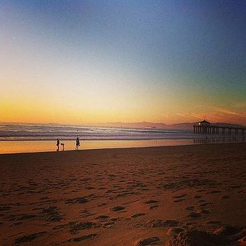 #manhattanbeach #love #home #beach by Julia Goldberg