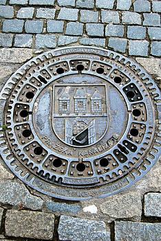 Sherlyn Morefield Gregg - Manhole Cover Prague