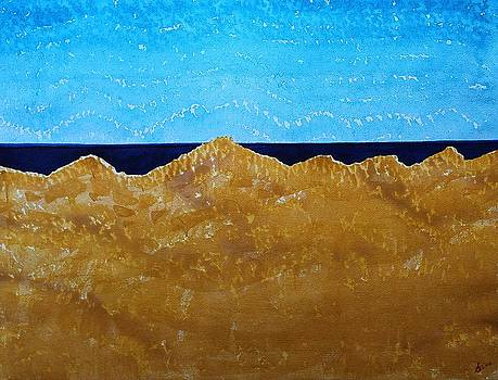 Manila Dunes original painting by Sol Luckman