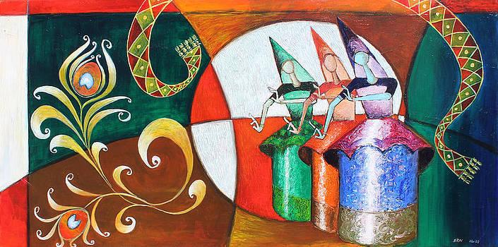 Manipuri Dance by Sanjeev Nandan