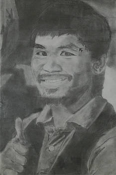 Manny Pacquiao by Terence Leano