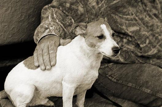 Man's Best Friend by Tammy Abrego
