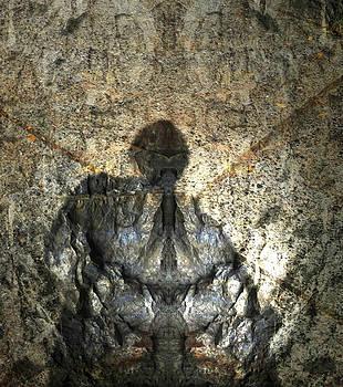 Man's Shadow by Janet Kearns