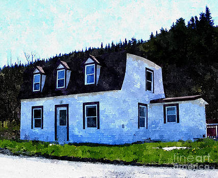 Barbara Griffin Artwork Collection Buildings Old And Not