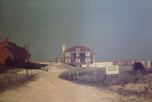 Mantoloking Beach House by Joann Renner