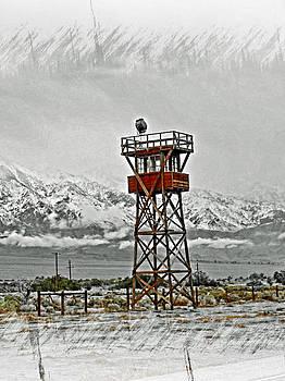 Manzanar Camp by Jens Larsen
