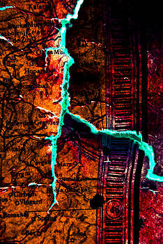 Map 01 by Grebo Gray