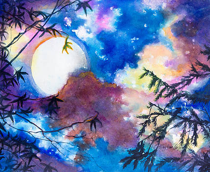 Maple Moon by Patricia Allingham Carlson