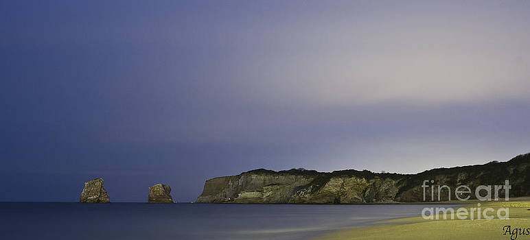 Agus Aldalur - mar y cielo