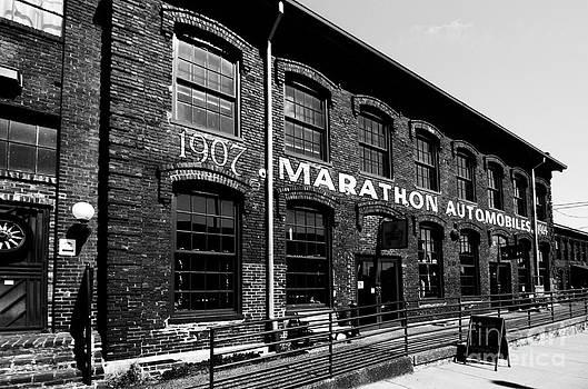 Danny Hooks - Marathon Automobile Factory