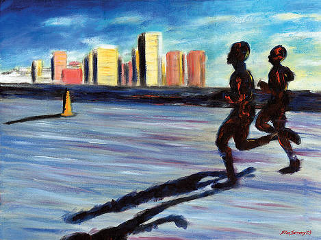Marathon by Stan Sweeney