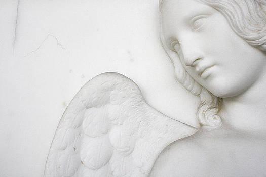 Marble Angel by Cassandra NightThunder