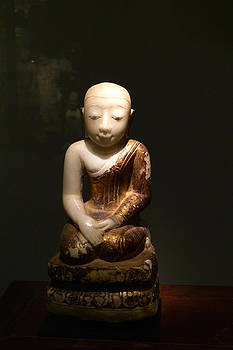 Buddhist Figure   by August Timmermans