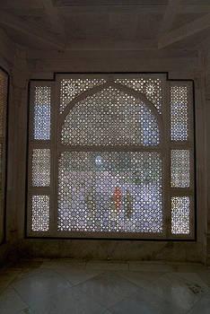 Devinder Sangha - Marble window Screen