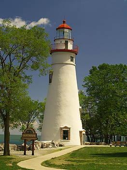 Marblehead Lighthouse by Melissa McDole