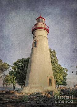 Marblehead Lighthouse by Pamela Baker