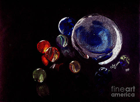 Marbles by Tina Antoniades