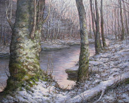 March Thaw by Stephen Howell