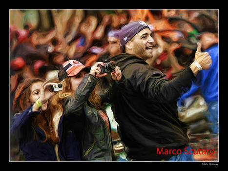 Blake Richards - Marco Scutaro World Series 2012