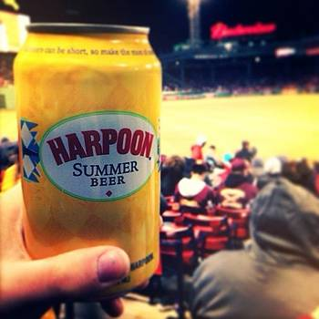 @marcweiss Doing You Proud! #harpoon by Kate C
