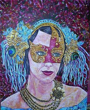 Mardi Gras by Linda Vaughon