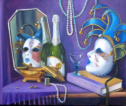 Mardi Gras by Rich Kuhn