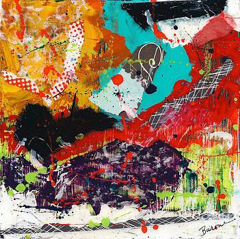 Mardi Gras by Shirley Barone