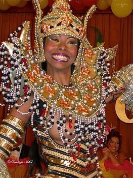Hemu Aggarwal - Mardi Gras winner