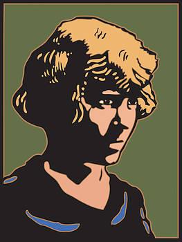 Margaret Mead by Linda Ruiz-Lozito