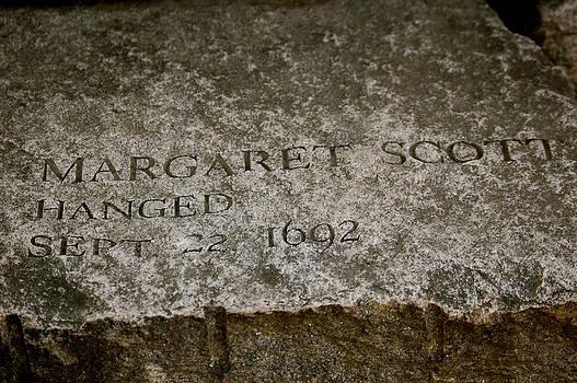Sherlyn Morefield Gregg - Margaret Scott Memorial