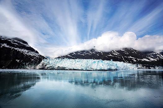 Jo Ann Snover - Margerie Glacier