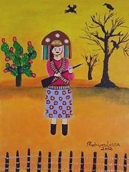 Maria Bonita by Rodrigues Lessa