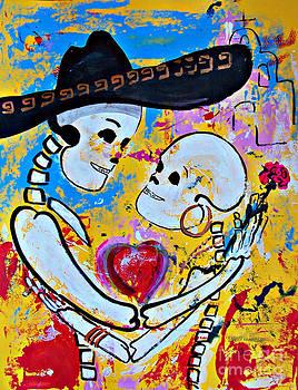 Mariachi in love  by Cristiana Marinescu