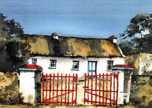 Val Byrne -  Marians Cottage in Ballyvaughan