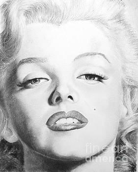 Marilyn by Adrian Pickett