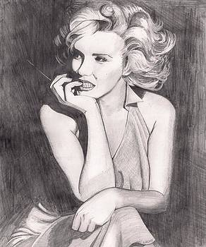 Marilyn by Beverly Marshall