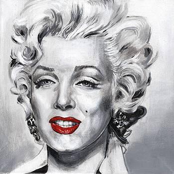 Marilyn by Charles  Bickel