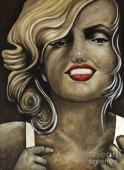 Marilyn by Denise Wilkins