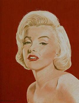 Marilyn  by Gary Fernandez