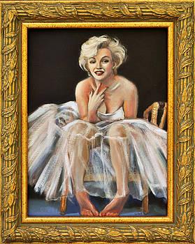 Marilyn Monroe by Gayle Bell